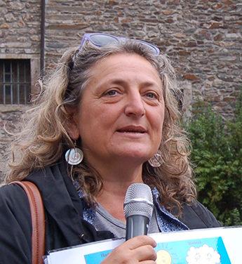 Paola Sangalli, candidata al ZerosionWoman 2016