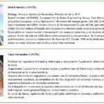 WEBINAR 3: Las posibilidades de la Bioingeniería del Paisaje en la restauración fluvial: oportunidades y límites