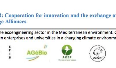 La Bioingeniería del Paisaje en el Medio Fluvial en el Sur de Francia